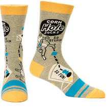79d1eb77d3fd1 Shop Blue Q Socks | Novelty Socks
