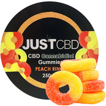 CBD Edibles | Buy Gummy Apple Rings Candy | Reviews