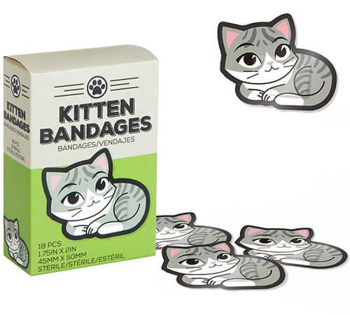 Kitten Bandages
