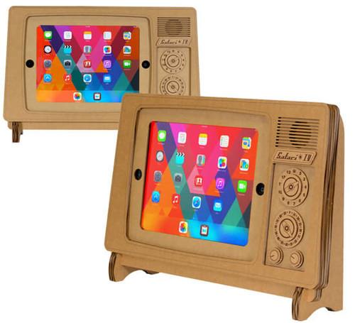 iPad Retro TV Stand