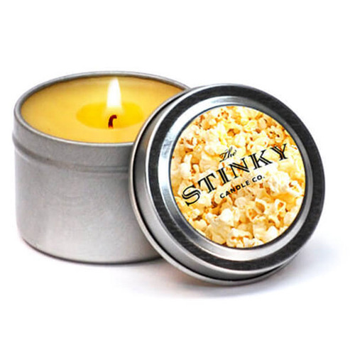 Popcorn Scented Candle