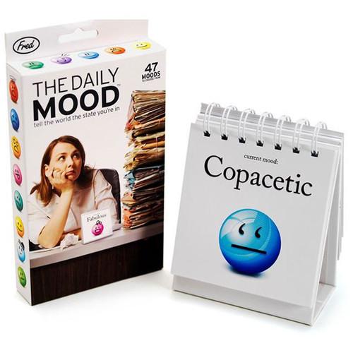 Daily Mood Flipchart