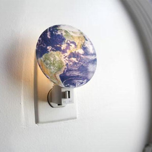 Earth Night Light