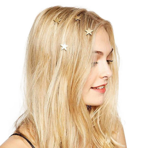 Head In The Stars Hair Pins