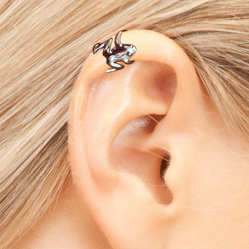 Frog Ear Cuff Earring