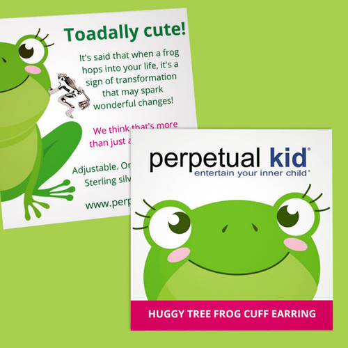 Frog Ear Cuff Earring