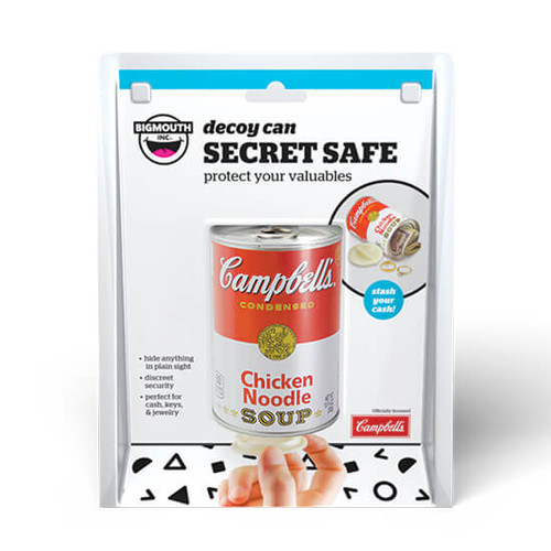 Campbell's Chicken Noodle Soup Decoy Safe