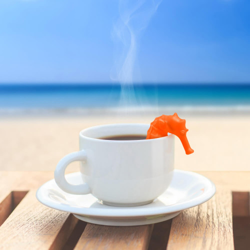 UNDER THE TEA SEAHORSE INFUSER