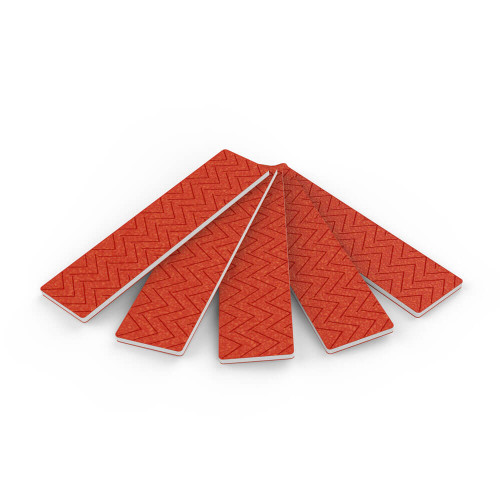 RED HAUTE STICKY FINGERS NAIL FILES
