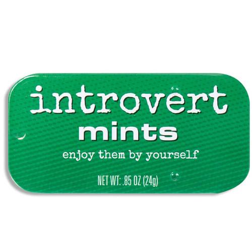 INTROVERT MINTS