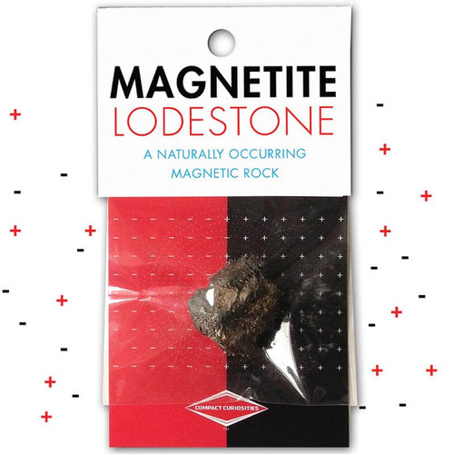 Magnetite Lodestone Magnetic Rock