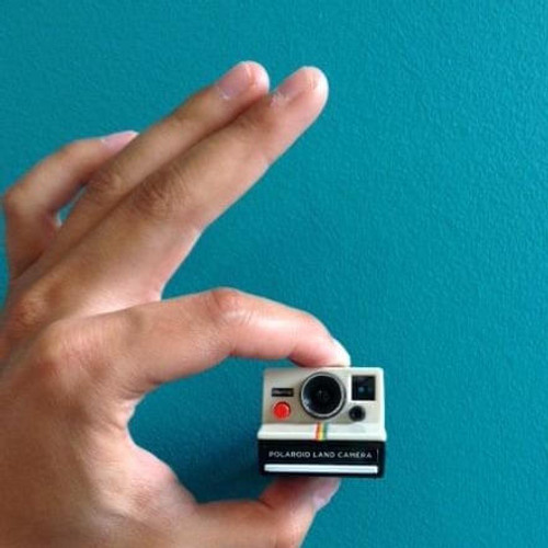 World's Smallest Polaroid Camera