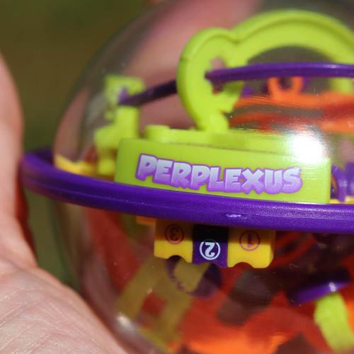Worlds Smallest Perplexus Original Miniature Edition