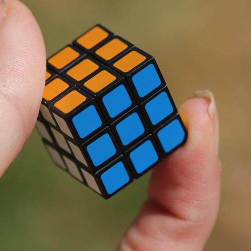 World's Smallest Rubik's Cube | Stocking Stuffer
