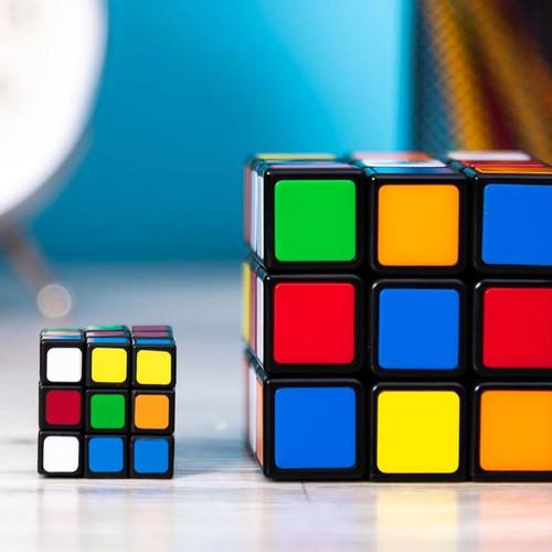 Official World's Smallest Rubik's Cube