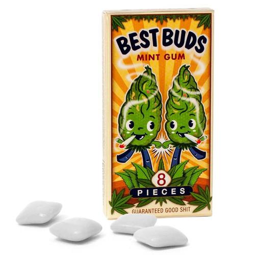 BEST BUDS MINT GUM