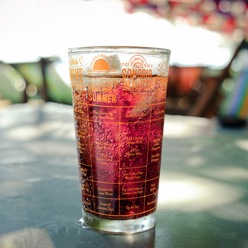 GOOD MEASURE WINE RECIPE GLASS