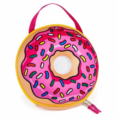 Frosted Donut with SPRINKLES Lunch Tote
