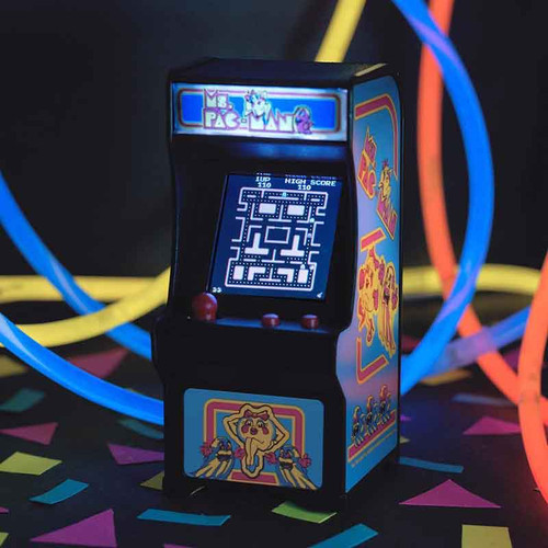 Ms. Pac-Man Tiny Arcade