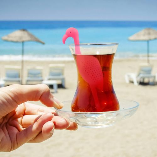Tropic Tea Flamingo Infuser