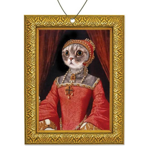 Renaissance Kitty Air Freshener