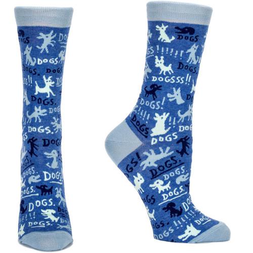 Dogs! Socks