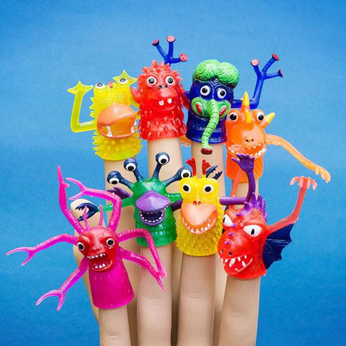Finger Monster Set
