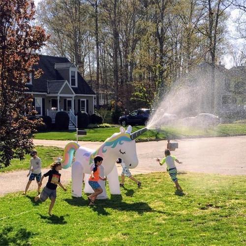 Rachael Ray Unicorn Sprinkler