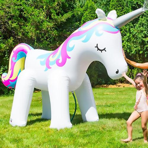Ginormous Unicorn Yard Sprinkler  - As seen on Rachel Ray    Purchase Online