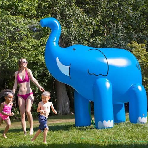 Giant Elephant Yard Sprinkler