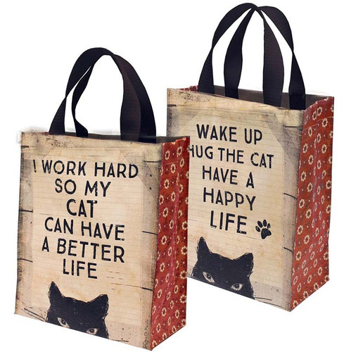 I Work Hard So My Cat Can Have A Better Life Tote