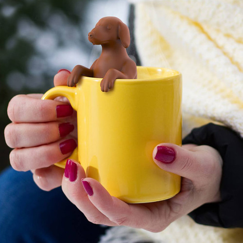 Hot Dog Tea Infuser