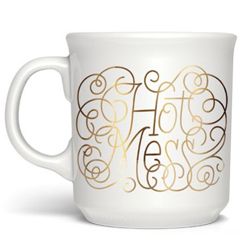 Fred & Friends Hot Mess , So Blessed Mug