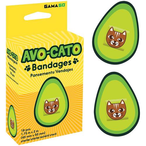 Avo-cato Avocado Cat Bandages