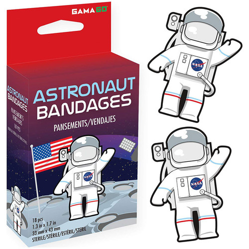 NASA Astronaut Bandages