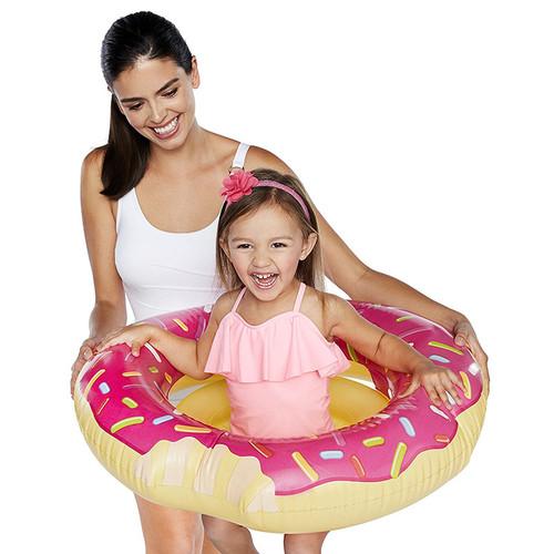 Big Mouth Lil' Donut Kiddie Pool Float