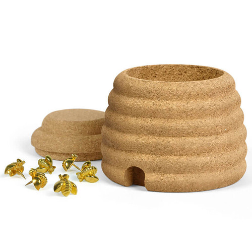 Genuine Fred Busy Bees Pushpin Holder