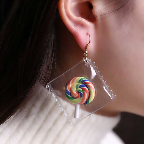 Oh Lolli Lolli Lolli Lollipop Earrings