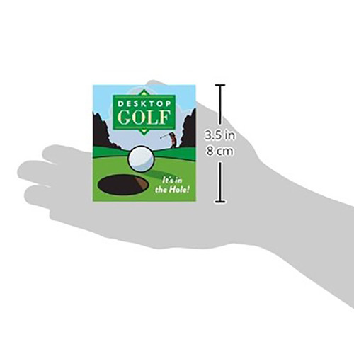 Desktop Golf Size