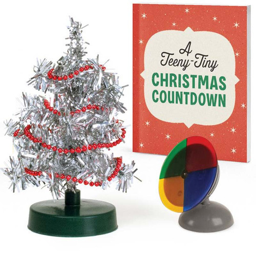 Teeny-Tiny Retro Tinsel Tree