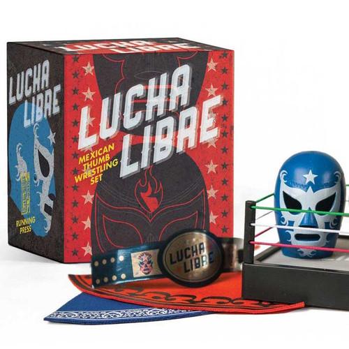 Lucha Libre Mexican Thumb Wrestling Set
