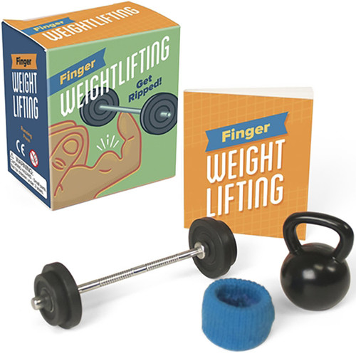 Finger Weight Lifting