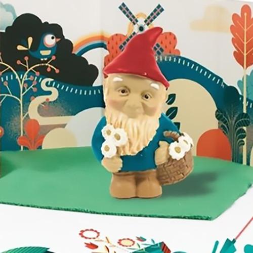 Mini Little Garden Gnome