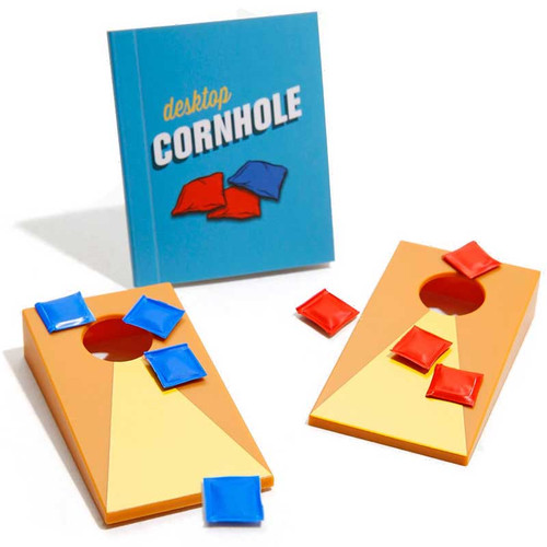Mini Desktop Cornhole Kit