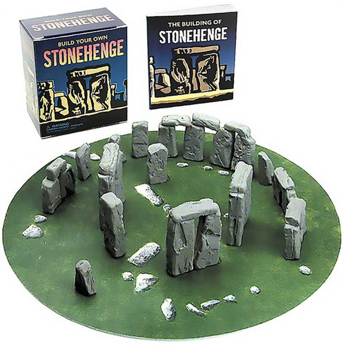 Build Your Own Stonehenge Mega Mini Kit