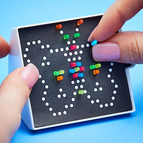 World's Smallest Lite-Brite Stocking Stuffer