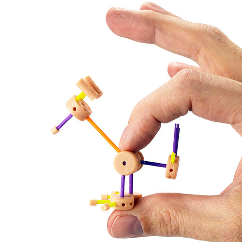 World's Smallest Tinkertoy Stocking Stuffer