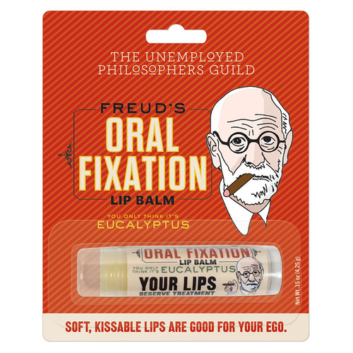Freud's Oral Fixation Lip Balm