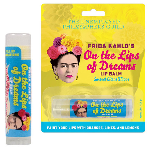 Frida Kahlo's Lip Balm