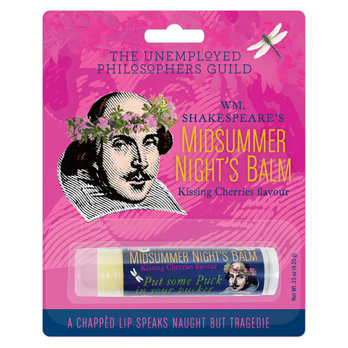 Shakespeare's Midsummers Night's Lip Balm